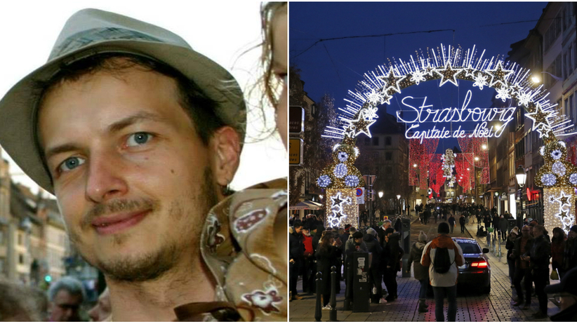 Francja. Bartosz Niedzielski ranny w strzelaninie w Strasburgu. Próbował powstrzymać zamachowca