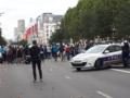 Materiały do produkcji bomb znalezione na przedmieściach Paryża
