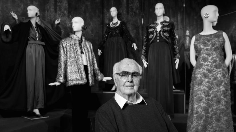 b741a680 Francja. Nie żyje Hubert de Givenchy, słynny projektant mody ...