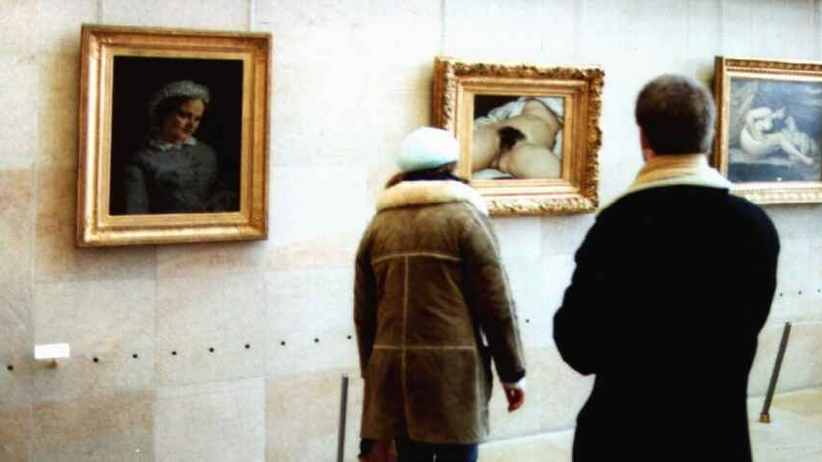"""Francja. Odkryto tożsamość modelki z obrazu """"Pochodzenie świata"""""""