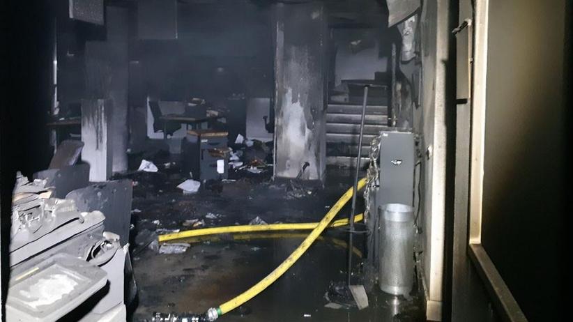 Podpalono siedzibę lokalnego radia w Grenoble. Duże zniszczenia