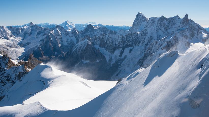 Tragedia w Alpach. Zginął polski alpinista