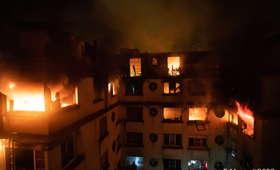 Tragiczny pożar w Paryżu. Rośnie liczba ofiar
