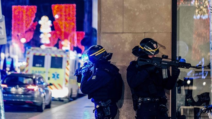 Strzelanina w centrum Strasburga. Bilans ofiar wzrósł do czterech. Trwa obława