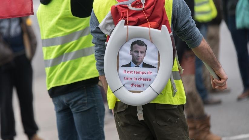 Fatalne wiadomości dla Macrona. Już trzy czwarte Francuzów źle ocenia jego rządy