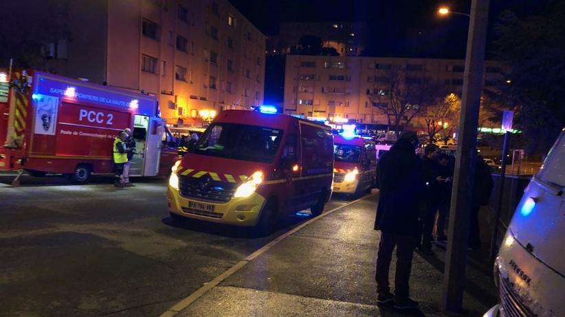 Strzelanina w Bastii na Korsyce. Napastnik ranił siedem osób. Jedna zmarła