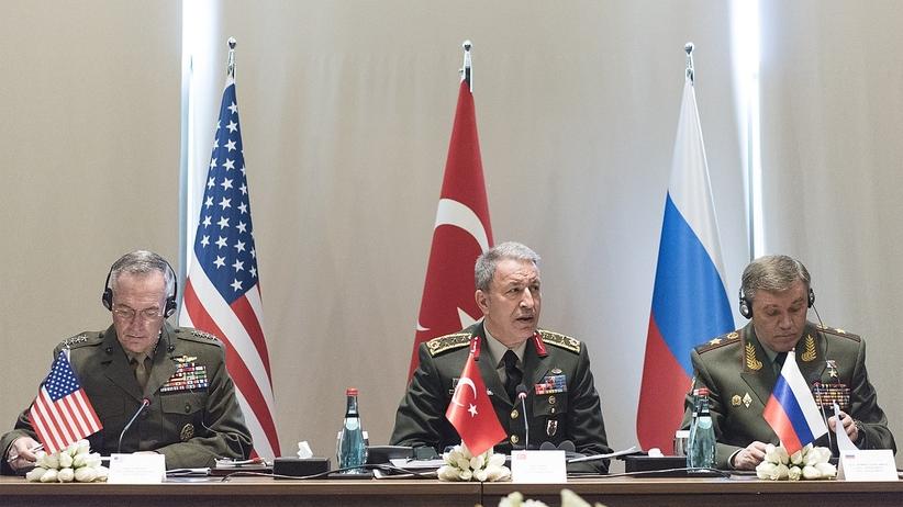 Ostre słowa znanego amerykańskiego generała: Rosja jest największym zagrożeniem dla Europy
