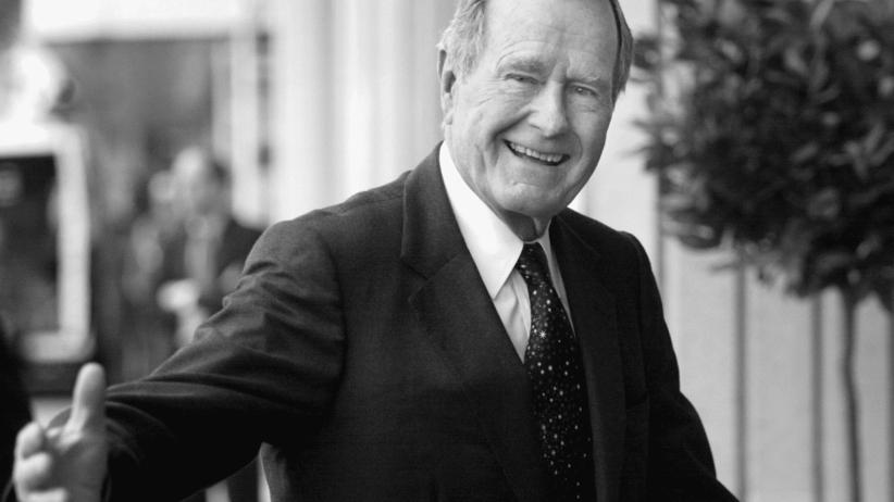 """George Bush senior nie żyje. """"Ojciec był człowiekiem o najsilniejszym charakterze"""""""