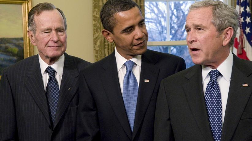 Byli prezydenci USA, przywódcy państw i Dalajlama opłakują śmierć George'a W. Busha