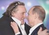 Depardieu i Putin