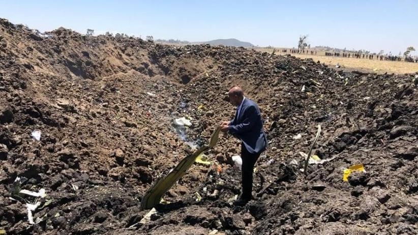 Goście sesji ONZ na pokładzie samolotu Ethiopian Airlines? Według AP mogli zginąć w katastrofie