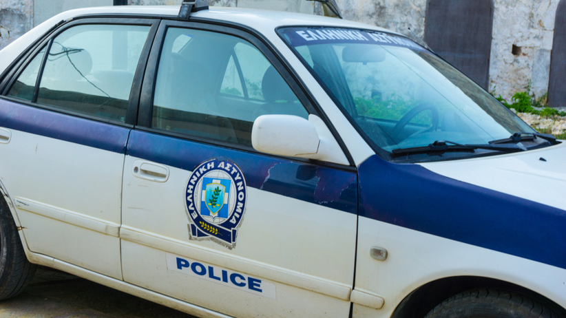 Eksplozja w centrum Aten. Ranny policjant