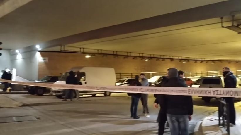 Eksplozja przed siedzibą telewizji. Duże zniszczenia