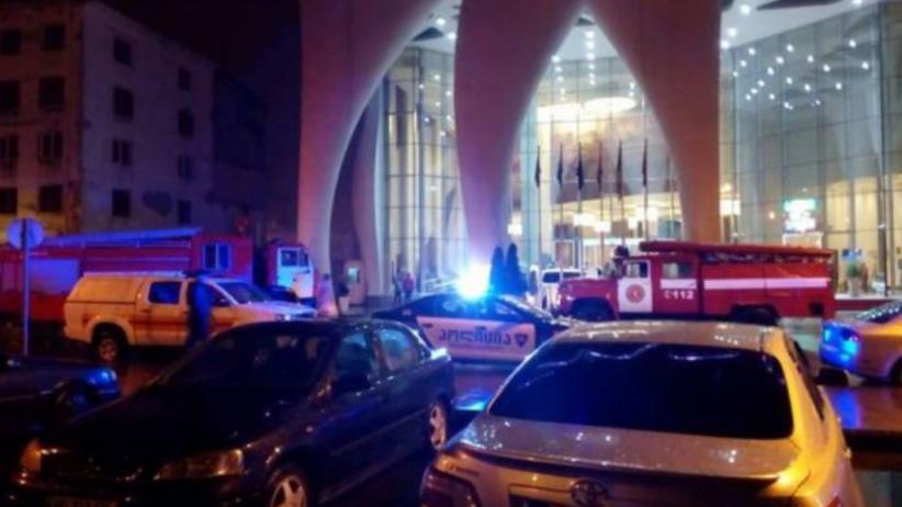 Pożar w luksusowym hotelu. Zginęło 11 osób