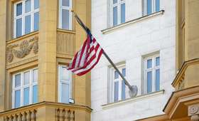 Rosyjska agentka w ambasadzie USA. Pracowała tam 10 lat
