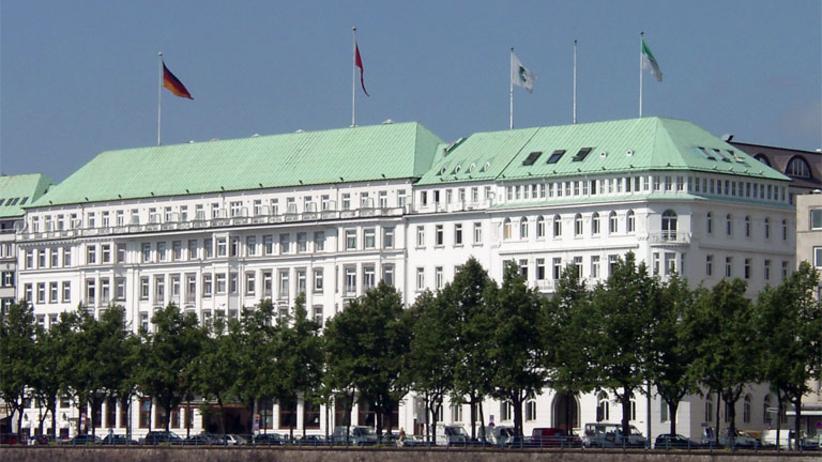Luksusowy hotel w Hamburgu nie przenocuje Donalda Trumpa