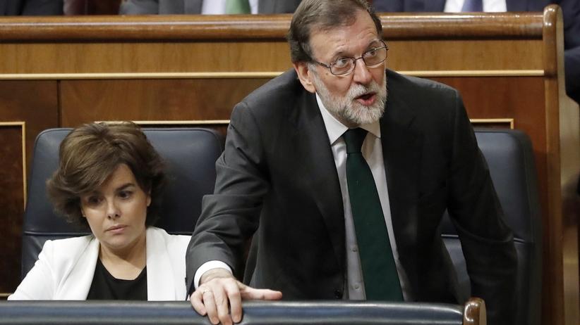 Rajoy odwołany, Sanchez nowym premierem