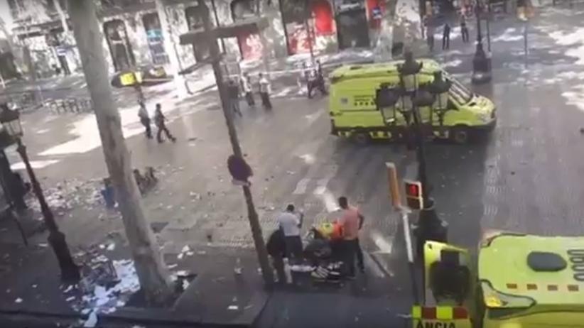 Drugi atak terrorystyczny w Hiszpanii. Tym razem w kurorcie w Cambrils