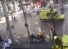 Drugi atak w Barcelonie. Kierowca wjechał w policjantów. Znaleziono jego zwłoki