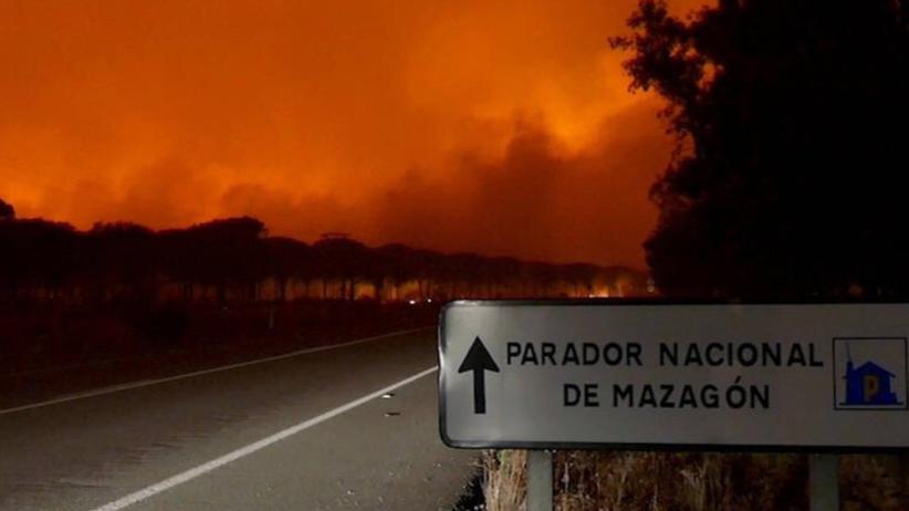 Piekło w Hiszpanii trwa. Nagrania pokazują ogrom zniszczeń [WIDEO]