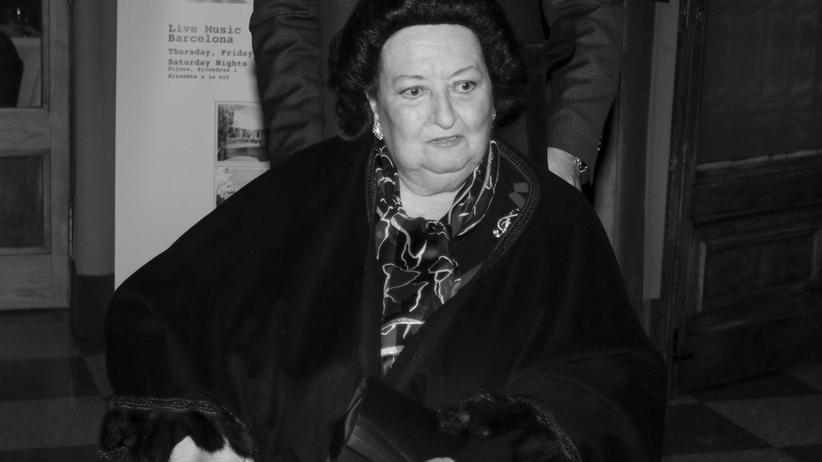 Nie żyje Montserrat Caballe. Miała 85 lat