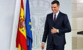 Hiszpania. Premier Pedro Sanchez ogłosił przedterminowe wybory. Katalonia
