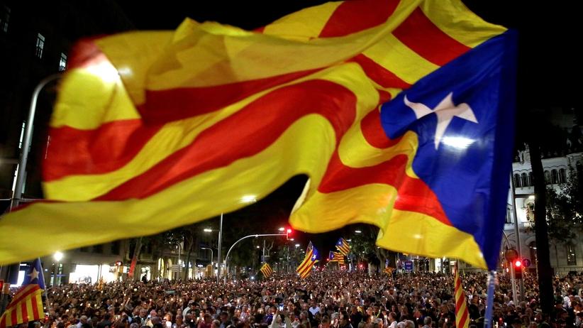 Hiszpania: Rząd chce zawiesić autonomię Katalonii