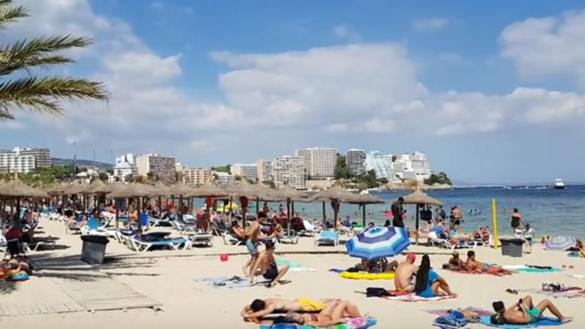 Nastoletnia Brytyjka zgwałcona na plaży w Hiszpanii