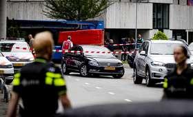Holandia: atak na siedzibę radia. Policjanci zatrzymali napastnika