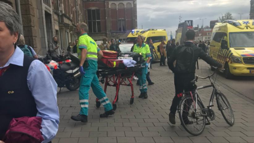 Atak nożownika w Holandii. Trzy osoby ranne