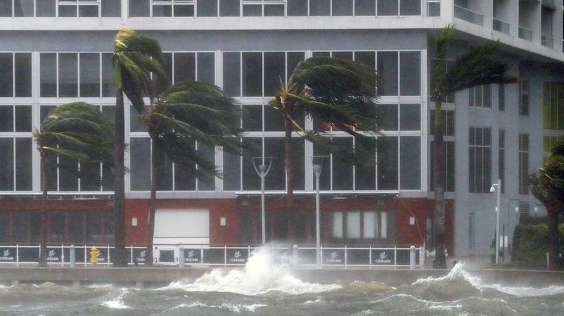 Irma atakuje Florydę. Są już ofiary śmiertelne
