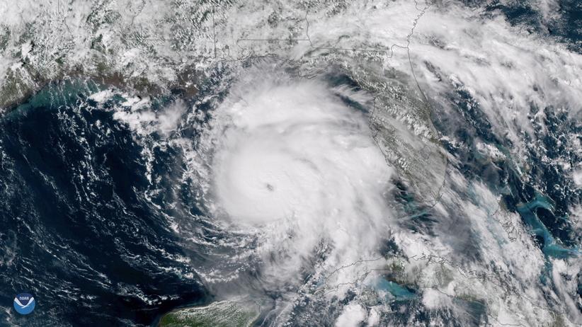 USA: huragan Michael ekstremalnie niebezpieczny! Przybiera na sile