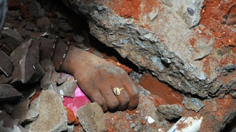 Tragedia w Indiach. Zawalił się hotel w mieście Indore. Są ofiary śmiertelne