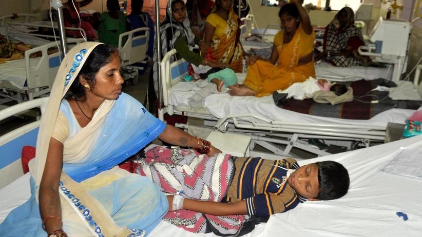 Tragedia w Indiach. Dzieci zmarły w szpitalu. Co było powodem?