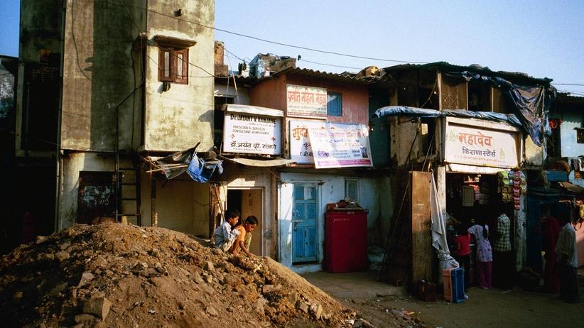 Indie. Zawalił się budynek w Bombaju. Są zabici i ranni