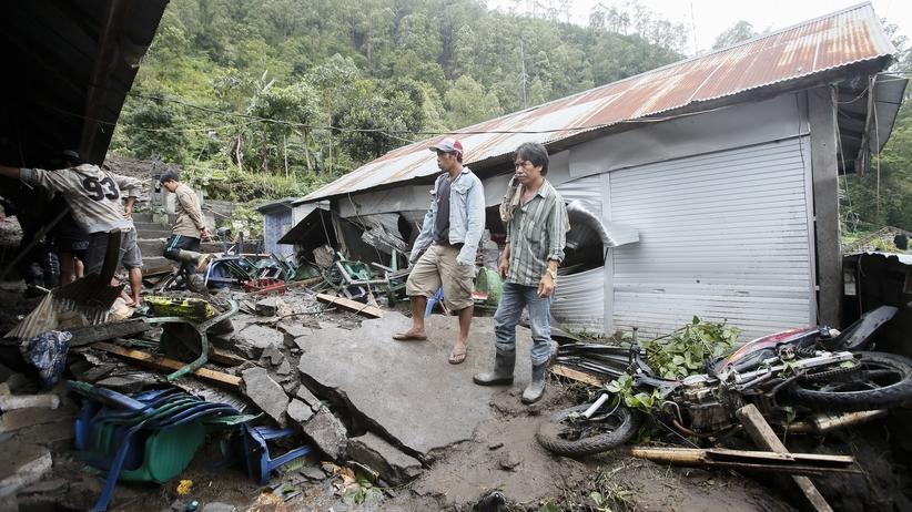 Indonezja: 12 ofiar śmiertelnych w wyniku osunięć ziemi na Bali