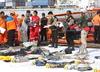 Katastrofa samolotu pasażerskiego w Dżakarcie. Szansa, że ktoś przeżył, znikoma