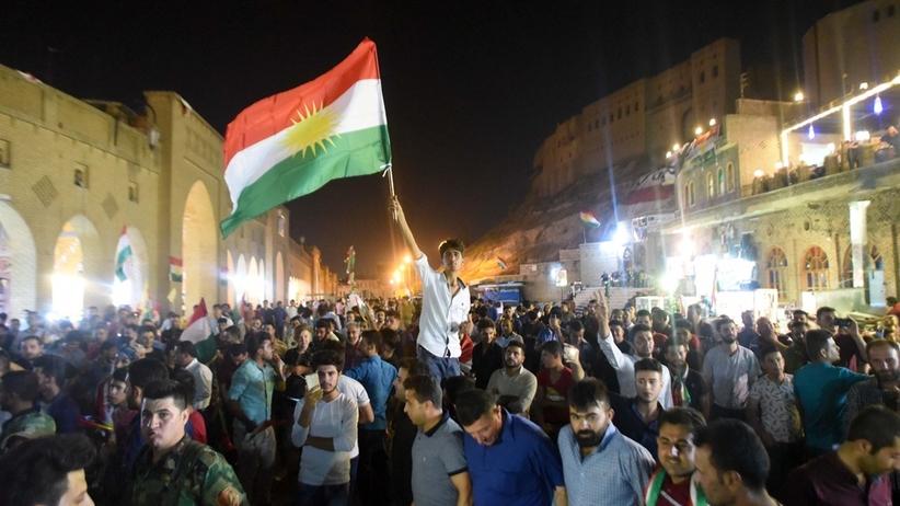 Kurdowie w Iraku