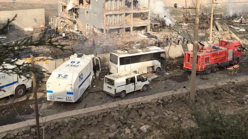 irak zamach