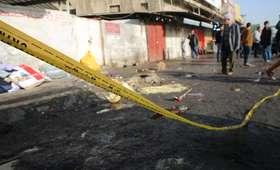 Irak: Zamach samobójczy w Bagdadzie. Są ofiary śmiertelne