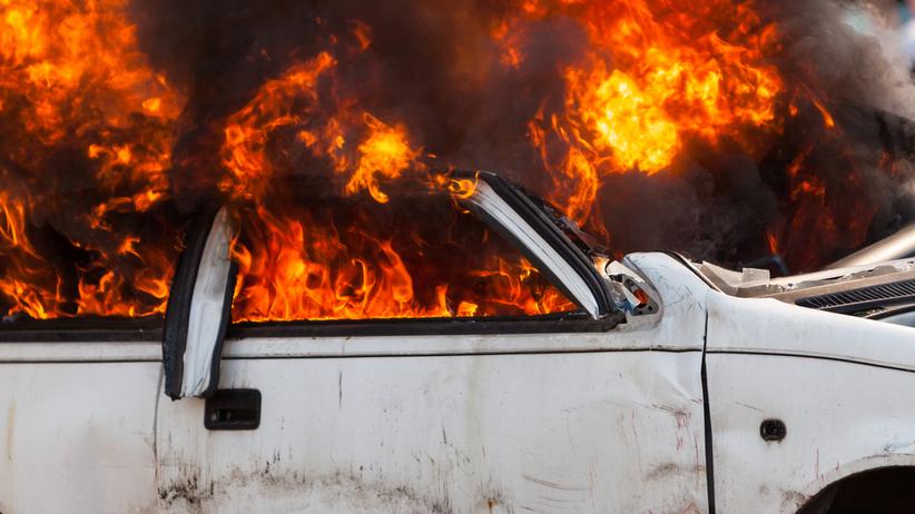 Wybuch samochodu pułapki. Co najmniej 11 ofiar