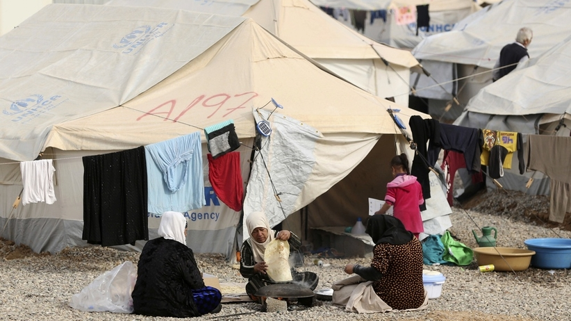Irak:atak samobójczy w obozie dla osób przemieszczonych. Zamachowiec przebrał się za kobietę