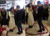 Para zaręczyła się w centrum handlowym. Chwilę później trafiła do aresztu [WIDEO]