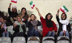 Iran. Prokurator przeciwko kobietom na stadionach piłkarskich
