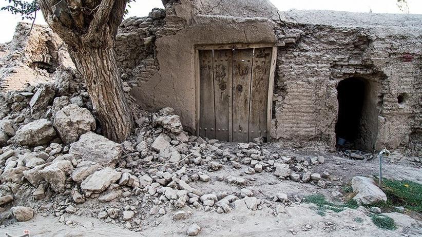 Iran. Trzęsienie ziemi przy granicy z Irakiem. 2 zabitych, 250 rannych