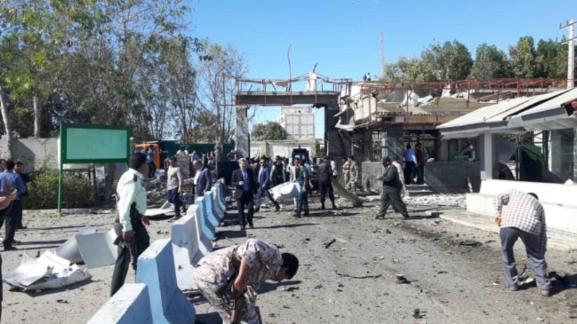 Iran. Zamach terrorystyczny w Czabaharze. Zginęło dwóch policjantów