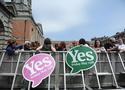 Irlandzkie 'Yes' dla aborcji. Są oficjalne wyniki referendum