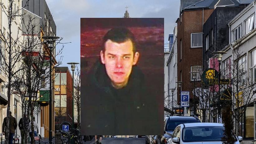 Islandia: zaginął Polak. Policja opublikowała zdjęcie