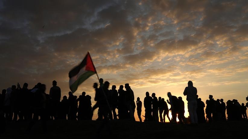 Strefa Gazy: Izrael atakuje cele Hamasu