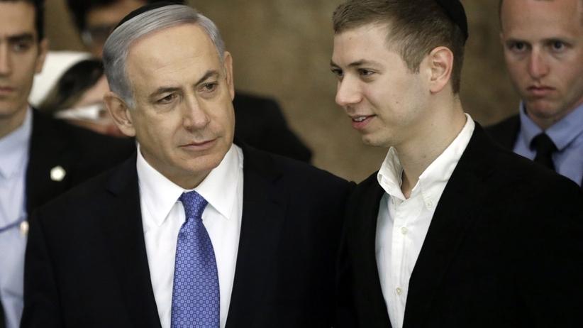 Chciał odwetu na Palestyńczykach. Syn premiera Izraela zablokowany na Facebooku za mowę nienawiści